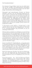 Faltblatt - Elisa-Verein zur Familiennachsorge - Seite 2