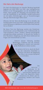 Faltblatt - Elisa-Verein zur Familiennachsorge - Seite 4