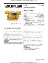 Lugger L6140AL2 Brochure Specification pdf - Used Diesel