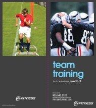 team training - 24 Hour Fitness