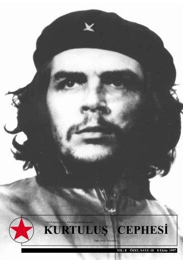 Che Guevara - Anti-Emperyalist ve Anti-Oligarşik Devrimci Gençlik
