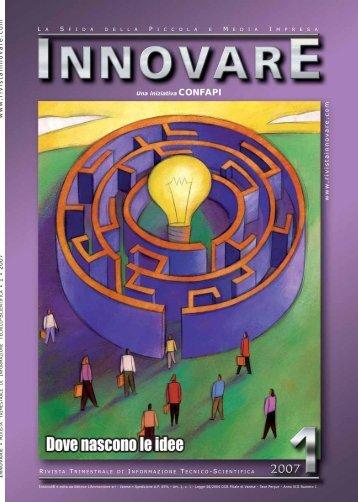 1 2007 - Innovare
