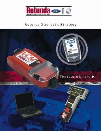 Rotunda Diagnostic Strategy - MotorCraftService.com