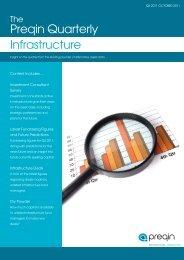 Infrastructure Quarterly - Q3 2011.indd - Preqin