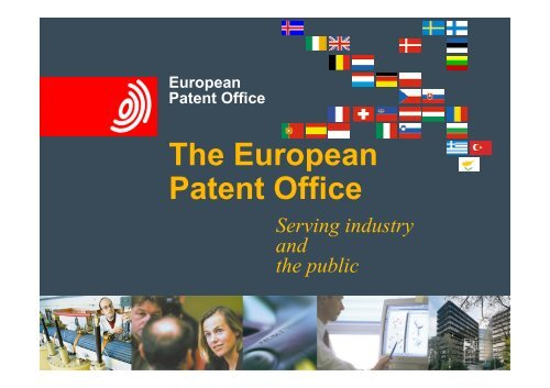 The European Patent Office