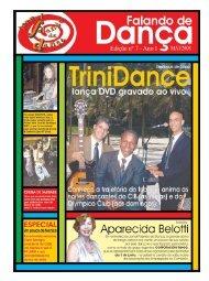 Ed. 007 - Agenda da Dança de Salão Brasileira