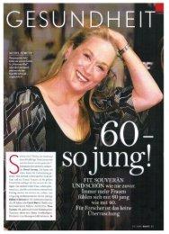Gesundheit – 60 Jahre so jung [PDF 3.029kB]
