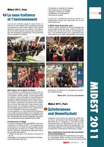 Eurotec 378 - October 2011