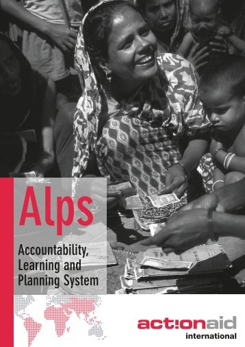 Accountability, Learning and Planning System - ActionAid