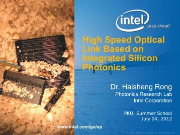 Download - Silicon Photonics and Microsystems Lab
