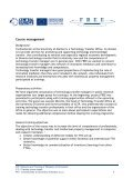 Training course report - FREE - From Research to Enterprise - Page 4