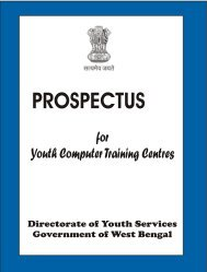 PROSPECTUS - About YCTC