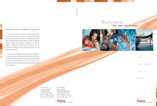 Bodywear - Trevira GmbH
