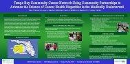 poster template - Moffitt Cancer Center