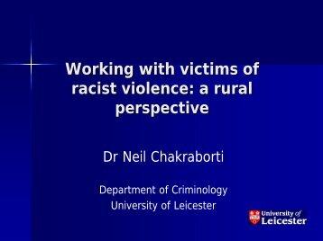 Understanding the rural context