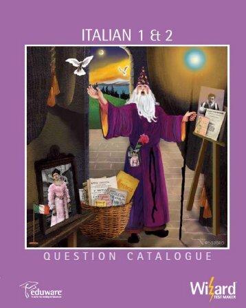 Italian Level 1-2 - Eduware