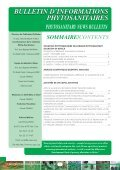 BULLETIN D'INFORMATIONS PHYTOSANITAIRES ... - Union africaine - Page 2
