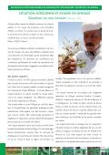 BULLETIN D'INFORMATIONS PHYTOSANITAIRES ... - Union africaine - Page 6