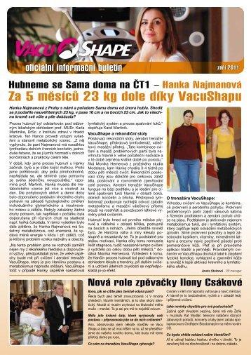 Za 5 měsíců 23 kg dole díky VacuShapu - NetNews