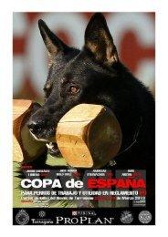 ver catalogo en pdf. - Real Sociedad Canina de España