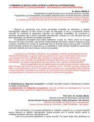 Rezumat Nr.3 - caiete de drept international