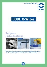 BODE X-Wipes
