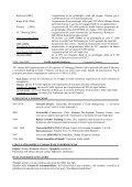 Curriculum vitae di - Gruppo Nova Re - Page 2