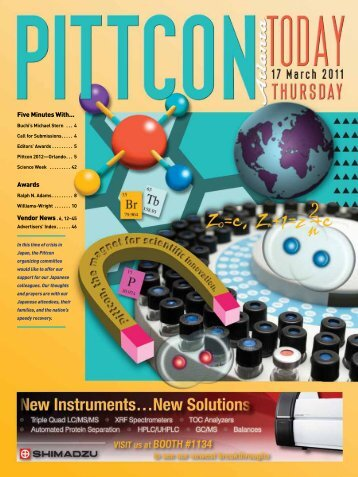 Five Minutes With - Chemical & Engineering News - American ...