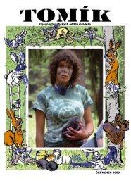Tomík červenec 2006 - Pro členy - Asociace TOM