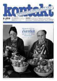 Ausgabe 06 (25.03.2010) PDF - Herrnhut
