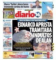 Marco 'Turbio' ahora lanza tremenda cortina de humo - Diario 16