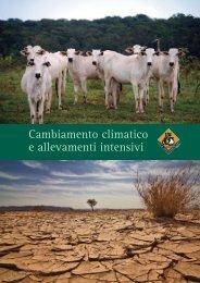 Cambiamento climatico e allevamenti intensivi