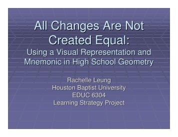 presentation - Houston Baptist University