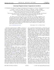 Anisotropic Magnetoresistance Components in (Ga,Mn)As