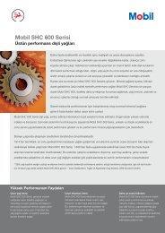 Mobil SHC 600 Serisi - Mobil™ Industrial Lubricants