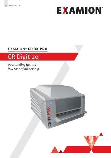 cr 3x-pro - EXAMION