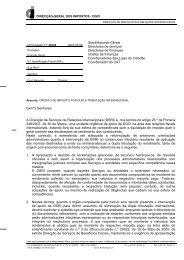 Oficio v.5.0 - Portal das Finanças