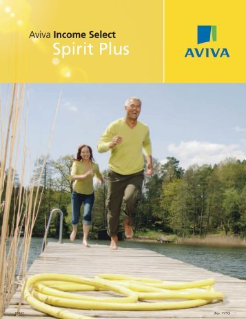Spirit Plus Fixed Annuity… - Business Underwriters Associates