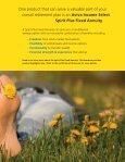 Spirit Plus Fixed Annuity… - Business Underwriters Associates - Page 3