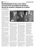mariano vega, re-electo presidente del concejo ... - LatinoStreet.Net - Page 4