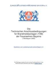 der Feuerwehren Bayerns - UDS, Uwe Ungeheuer