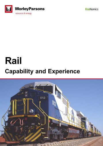 Capability and Experience - WorleyParsons.com