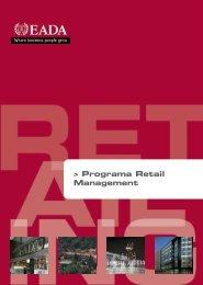 Retail Management web - AEAP.es