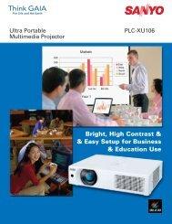 PLC-XU106 - Audio General Inc.