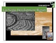 2nd Quarter 2007 - City of Las Vegas