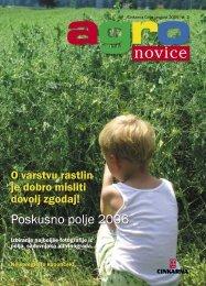 Agro novice poletje06 okTISK.indd - Cinkarna Celje