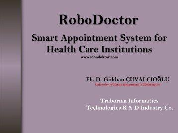 RoboDoctor - LT-Innovate