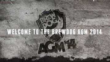 AGM 2014 Presentation