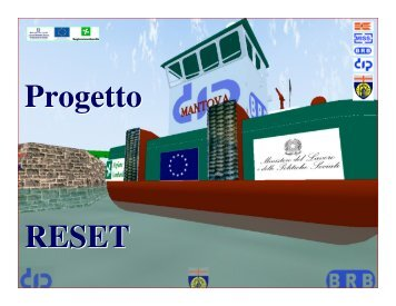 Progetto RESET Progetto RESET - Liophant Simulation