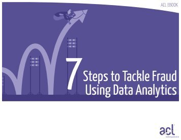 7 Steps to Tackle Fraud Using Data Analytics - Acl.com